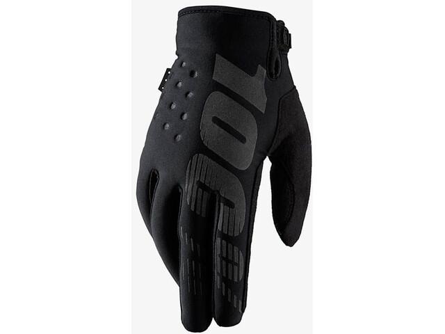 100% Brisker Cykelhandsker sort | Handsker